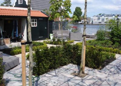 Hovenier noord holland huisman hoveniers zaandam for Tuinontwerp noord holland