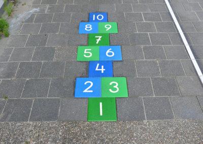 Hinkelbaan-Groen-lichtgroen-blauw-lichtblauw